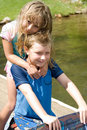 Sister And Brother Love Stock Image - 5458471