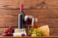 Wine And Cheese Royalty Free Stock Photos - 54503058