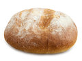 Bread Round Shape Isolated. Royalty Free Stock Image - 54512306