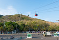 Cable Railway In Vung Tau, Southern Vietnam Stock Photography - 54512642