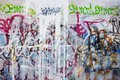 Graffiti Wall Stock Photos - 54523643