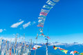 Prayer Flags Royalty Free Stock Photo - 54535095
