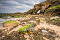 Low Tide At Saddle Rocks Royalty Free Stock Photography - 54539927