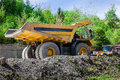 Monster Truck In A Mining Stock Image - 54550901