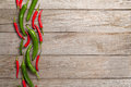 Colorful Chili Peppers Royalty Free Stock Images - 54559569