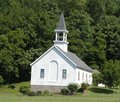 Country Church Royalty Free Stock Photography - 54566557