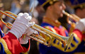 Trumpeters Royalty Free Stock Image - 5461866