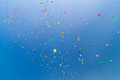 Lots Of Helium Baloons Stock Photos - 54630333