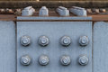 Rusted Nuts And Bolts Royalty Free Stock Images - 54658519