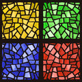 Stained Glass Window Stock Image - 54676961