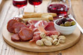 Meat Appetizer Royalty Free Stock Photography - 54687247