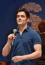 Corey Cott At 2015 Stars In The Alley Royalty Free Stock Photos - 54689888