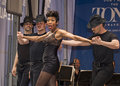 Brandy Norwood Performs At 2015 Stars In The Alley Stock Photography - 54689942