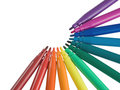 Colored Marker Pen Royalty Free Stock Photo - 5471015