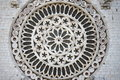 Rose Window Of Saint Rufino Cathedral In Assisi Stock Photo - 54719290