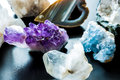 Semi Precious Stones Royalty Free Stock Images - 54728449