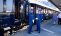 The Venice Simplon-Orient-Express - Conductors Royalty Free Stock Images - 54730789