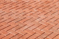 Red Paving Stones Stock Image - 54731781