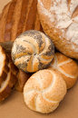 Bread Background Royalty Free Stock Photography - 5482307
