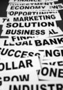 Business New Headlines Stock Images - 5488194