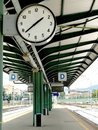 At The Station Royalty Free Stock Photos - 5488858