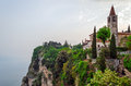 Lago Di Garda (Lake Garda), Tremosine Stock Photo - 54802260