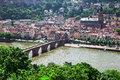 Heidelberg In Germany Royalty Free Stock Photos - 54812728