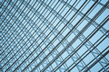 Steel Structure Of The Glass Wall Stock Photos - 54828773