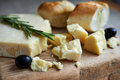 Cheese And Wine Stock Photography - 54863432