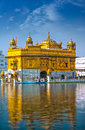 Golden Temple India Royalty Free Stock Images - 54873749