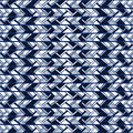 Abstract Seamless Blue Pattern Of Vertical Stripes Doodles. Stock Photography - 54887202
