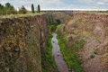 Bridge Over Crooked River In Oregon Royalty Free Stock Photo - 54901585