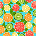 Fruit Seamless Pattern Royalty Free Stock Photography - 54935927