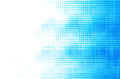 Blue Square Abstract Background Royalty Free Stock Image - 54944736