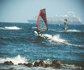 Windsurfing Royalty Free Stock Images - 54949729