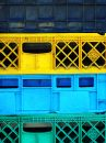 Shipping Containers Stock Photography - 558212