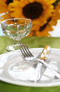 Dinner Table Royalty Free Stock Images - 5505049
