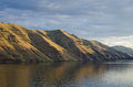 Early Morning Sun Rising Across Hells Canyon Stock Image - 55003771