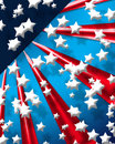 Abstract Flag Digital Stock Images - 5515024