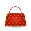 Red Handbag Royalty Free Stock Image - 55100766