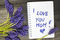 Mothers Day Card Stock Photos - 55110743