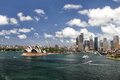 Sydney Panorama Stock Photography - 55112972