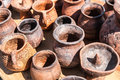 Earthenware Pottery Royalty Free Stock Photography - 55156457