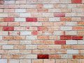 Brick Wall In A Background. Effected Light Image Stock Photography - 55166672