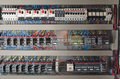 Electrical Panel Royalty Free Stock Photo - 55186565