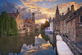 Bruges. Royalty Free Stock Images - 55228469