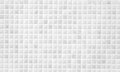 White Squared Mosaic Royalty Free Stock Photography - 55232747