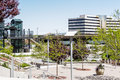 Light Rail Station Royalty Free Stock Images - 55247609