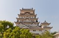 Main Keep Of Fukuyama Castle, Japan. National Historic Site Royalty Free Stock Photos - 55284088
