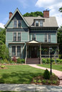 Victorian House Royalty Free Stock Photography - 5533187